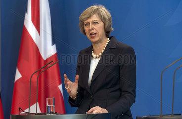 Theresa May Brasier