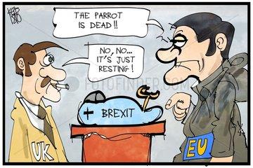Brexit: The Parrot is dead