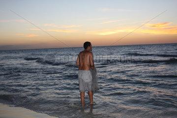 Fischer in Varadero