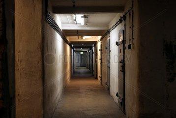 Zellentrakt im Stasi-Gefaengnis Hohenschoenhausen