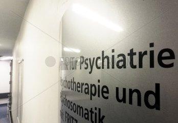 Klinik fuer Psychiatrie