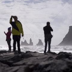 Iceland  Reynisdrangar