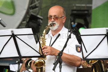 Kiel  musikalische Unterhaltung auf der Kieler Woche