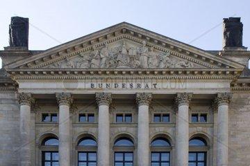Deutschland  Berlinoe Sitz des Bundesrates in Berlin