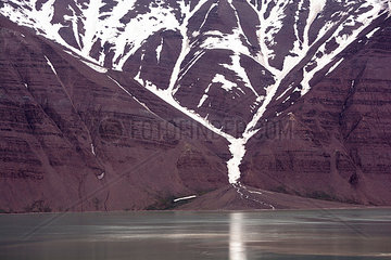 Svalbard - Old Red
