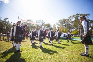 AUSTRALIA-BUNDANOON-HIGHLAND GATHERING