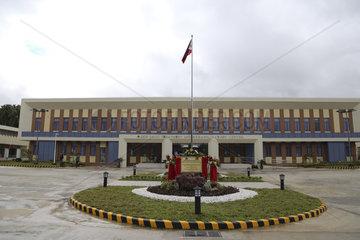 PHILIPPINES-MANILA-CHINA-DRUG REHABILITATION CENTER-UNVEILING