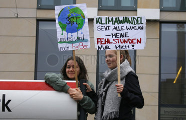 Fridays for Future Demonstration Berlin