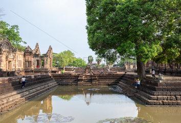 THAILAND-BURIRAM-TEMPLE-MUANG TAM