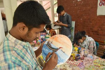 BANGLADESH-DHAKA-NEW YEAR