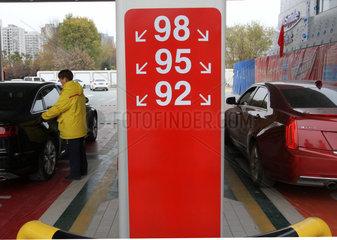 CHINA-ECONOMY-PETROLEUM AND CHEMICAL INDUSTRY-PROFIT (CN)