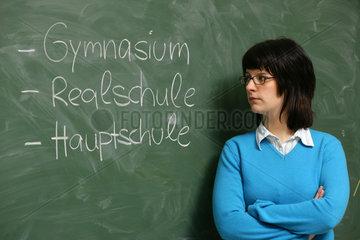 Neues Schulgesetz fuer NRW