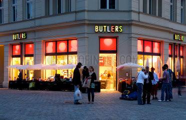 Berlin  Deutschland  eine Butlers-Filiale