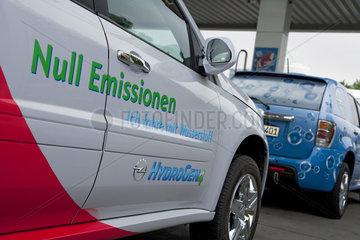 Wasserstoff-Auto