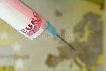 Finanzspritze