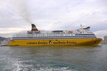 Ferry Toulon