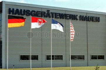Bosch-Siemens  Hausgeraetewerk Nauen GmbH  Deutschland