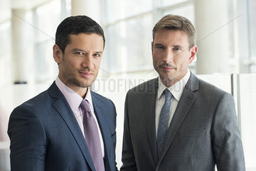 Businessmen  portrait