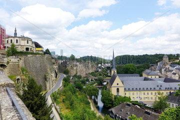 Luxemburg Kulturtreffpunkt Neumuenster