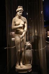 GREECE-ATHENS-APHRODITE-STATUE-MAIDEN DISPLAY