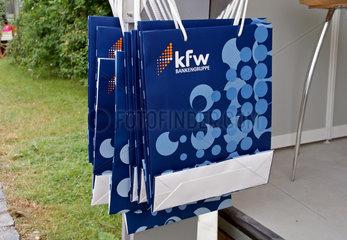 Werbung der Kfw-Bankengruppe