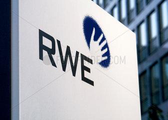 Firmenzentrale der RWE in Essen