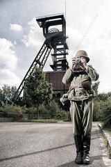 Zeche Holland im Ruhrgebiet