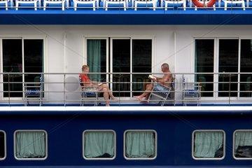 Personenschifffahrt auf dem Rhein