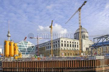 Berliner Schloss - Humboldtforum