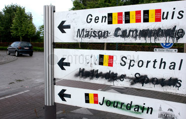 Belgischer Sprachenstreit