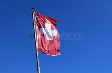 Nationalflagge der Schweiz