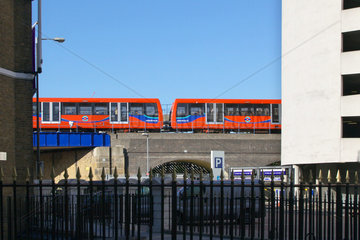 Docklands Light Railway London