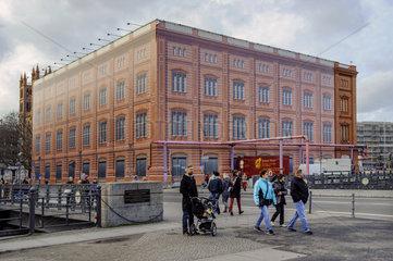 Fassade der Bauakademie