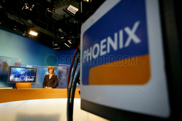 Sendezentrale PHOENIX in Bonn
