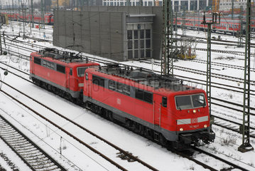 E-Loks BR 111