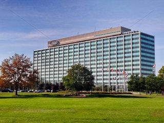 Konzernzentrale der Ford Motor Company bei Detroit