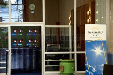 Solarworld AG-Zentrale in Bonn