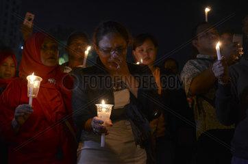 INDONESIA-BANDUNG-SOLIDARITY-CHURCH BOMBING