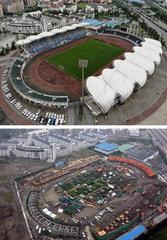 CHINA-SICHUAN-EARTHQUAKE-DECADE-NEW LOOK (CN)