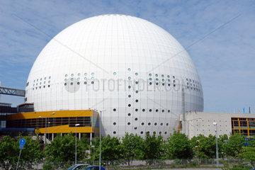 Globe Arena in Stockholm