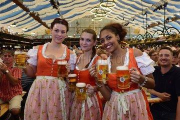 Deutschland  Nordrhein-Westfalen - Cranger Kirmes in Herne