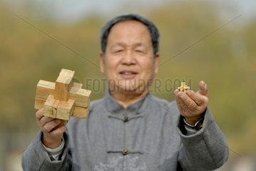 #CHINA-HEBEI-KONG MING LOCK-CRAFTSMAN (CN)