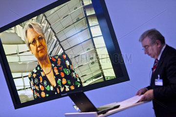 Eroeffnung des Zentrum fuer Virtuelles Engineering am Fraunhofer IAO