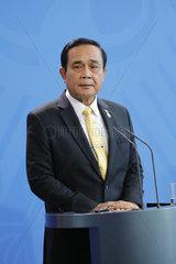Bundeskanzleramt Treffen Merkel Prayut Chan-o-cha