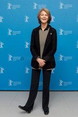 Berlin  Deutschland  Schauspielerin Charlotte Rampling auf der 65. Berlinlale