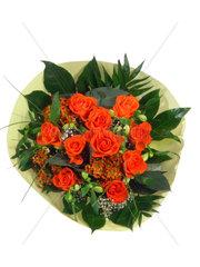 Blumenstrauss  bouquet of flowers