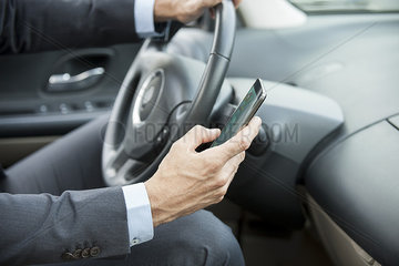 Text-messaging while driving