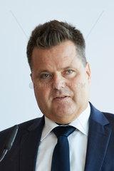 Berlin  Deutschland - Juergen Dusel  Beauftragter der Bundesregierung fuer die Belange von Menschen mit Behinderungen.