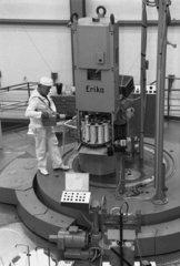 Atomreaktor  Forschungsreaktor  Rossendorf  DDR  1990
