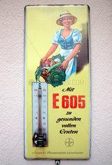 E 605  Pestizid  giftig  50th